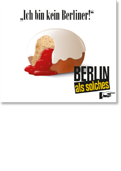 Buchcover Berlin als solches